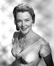 OLD CBS RADIO TV PHOTO Frances Bergen on the TV program Yancy Derringer 1