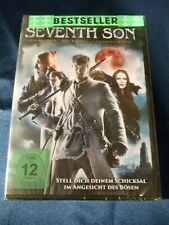 Seventh Son Fantasy DVD neu in Folie