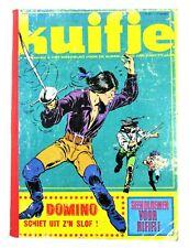 """Kuifje"" Hardcover collection Dutch Cartoons 1973 Published Raymond LeBlanc"