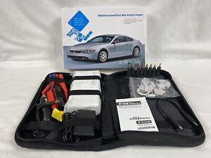 Multifunctional Portable Vehicle Power Supply & Jump Starter Light W/12V Output