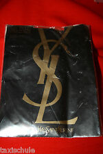 Ysl Collant extra mat taille 42 marine 40 les opaque retro vintage bas