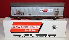 """Klein Modellbahn, H0, 3158, Schiebewandwagen der ÖBB,""""RAIL-CARGO""""Ep. V, OVP, neu"""