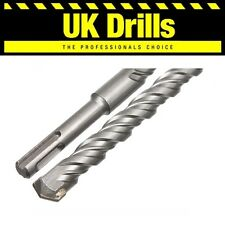 SDS+ PLUS MASONRY DRILL BIT, TUNGSTEN CARBIDE TIP, FOR STONE CONCRETE BRICK