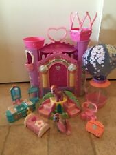 My Little Pony Celebration Castle Playset MLP Sunsparkle Romperoom Baby Pony G3