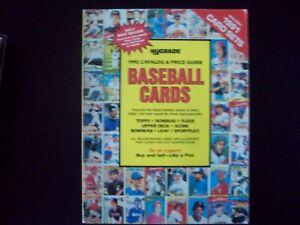Hygrade 1992 VTG Catalog & Price Guide Baseball Cards (1992)