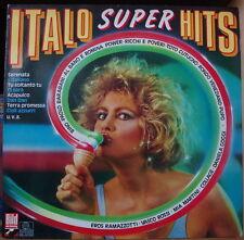 ITALO SUPER HITS ICE CREAM CHEESECAKE GERMAN PRESS LP