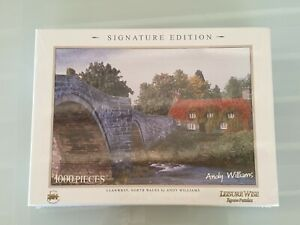 Jigsaw Puzzle Signature Edition 1000 Piece Andy Williams