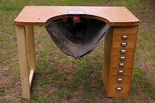 Sehr stabiler Goldschmiedewerktisch 38 mm Multiplex Platte 120 x 65 x 90 cm