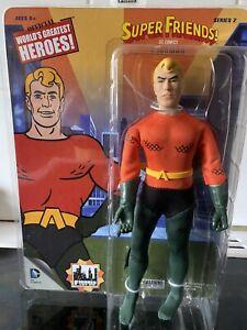 Mego Figures Toy Co Aquaman Super Friends Variant Action Figure