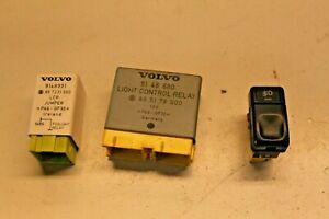 Volvo V70 S70 C70 850 Fog Light Switch & Relay kit