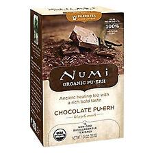 Numi Tea Numi Tea Chocolate Puerh Tea - 16 Tea Bags