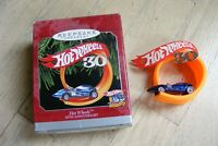 Hallmark Hot wheels 30th Anniversary Ornament 1998