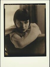 Postcard-Louise Brooks by Edward Steichen 1928