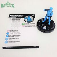 Heroclix Avengers: Black Panther & Illuminati AIM Blue Squad #039 Rare w/card!