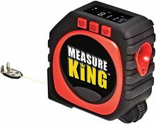 Measure King 3-in-1 Digital Tape Measure String Mode Sonic Mode As Seen On TV