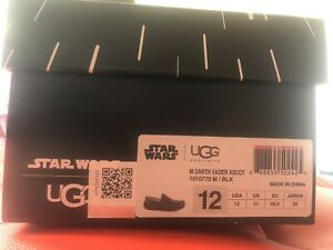 Star Wars Ugg Slippers Limited edition Brand New Size UK11