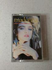 RARE Madonna - First Album Cassette Tape Album -