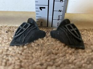 2 Templar Knight Shoulder Pieces For Mythic Legions 2.0 Figures