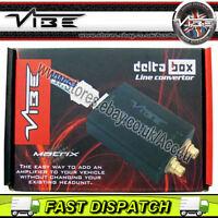 Vibe Matrix Delta Box Car Speaker Wire To Low Level RCA Output Line Convertor