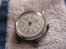 Vintage Sheffield Telemetre Jewelled Watch Swiss Made