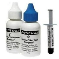 Arctic Silver ACN-60ML Kit Combo & Thermal Compound 3.5g Gram AS5-3.5G ARTICOMBO