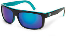 Dragon Wormser Sunglasses Teal With Green Ion Lens