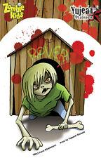 Zombie Kids - Reginald - doghouse bones sticker decal weather resistant
