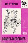 DANSES MODERNES par René VRANY - Edition de 1970
