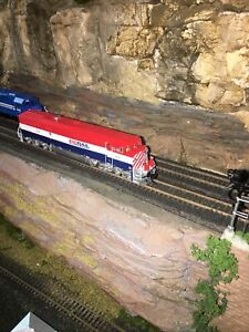 Rapido N BC Rail Dash 8-40CM 4626