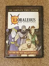 Doraleous and Associates - Complete First Season DVD NEW