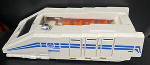 2002 Star Wars Starspeeder 3000 Shuttle Disney Star Tours Lites & Sound R2D2