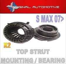 Si adatta FORD S MAX 2006-2013 Anteriore Top Sospensione Shocker Strut Cuscinetti di montaggio
