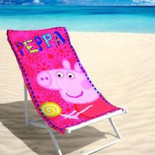 Peppa Pig Rosa Schwein Badetuch Tuch Handtuch Strandtuch 140 x 70 cm neu Strand