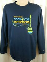 2013 Arizona Rock N Roll Marathon Series Brooks Shirt Size M Medium