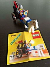 LEGO CASTLE 6016 - Knight's Arsenal - 100 % Complete. With Instructions.