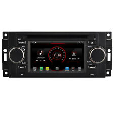 Anroid 10 Car Stereo GPS Radio DVD for Chrysler 300c Jeep Commander Dodge RAM