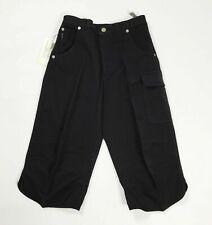 Armani junior shorts pantalone corto bermuda ragazzo blu kids 7 8 anni T1138