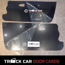 2 x Renault Clio 172 182 MK1/2 Door Card Panel / Door Pulls In Gloss Track Car