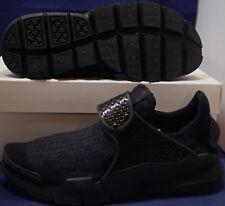 Nike Sock Dart iD Black SZ 8 ( 880957-991 )