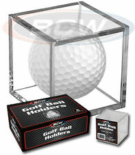 6 Stackable Display Cube Holder Case For Golf Ball Balls Golfballs
