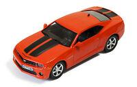 ixo models 1:43 moc 173 Chevrolet camaro 2012 met. Orange with black Streifen
