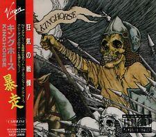 KINGHORSE s/t (1990) RARE JAPAN CD OBI VJCP-2809 Glenn Danzig Pushead