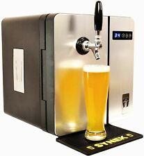 New listing Synek Countertop Craft Beer Dispenser (Silver Stainless Steel)
