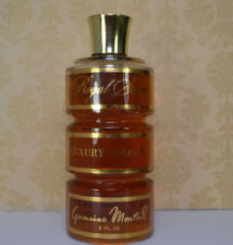 Vintage ROYAL SECRET by Germaine Monteil LUXURY COLOGNE  4 Oz  120ml