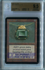 Mox Emerald (Alpha) - BGS GEM MINT 9.5 (w/10 sub) MTG *CCGHouse* Magic