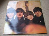 The Beatles For Sale Original 2nd Press UK MONO LP