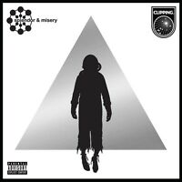 CLIPPING. - SPLENDOR AND MISERY   CD NEW+