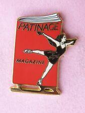 pin's VANDYSTADT patinage variante 3 -  signé ARTHUS BERTRAND PARIS , photo