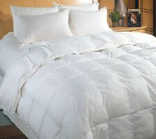 ALL SEASON ( 4.5 TOG + 9 TOG )  PURE 100% WHITE DUCK FEATHER DUVET / QUILT