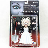 Child's Play Bride of Chucky Tiffany Figure Cult Cinema Collection REDS JAPAN